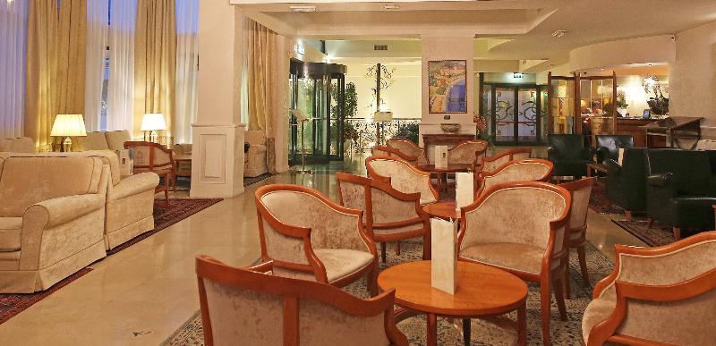 Holidays at Savoy Palace Hotel in Gardone Riviera, Lake Garda