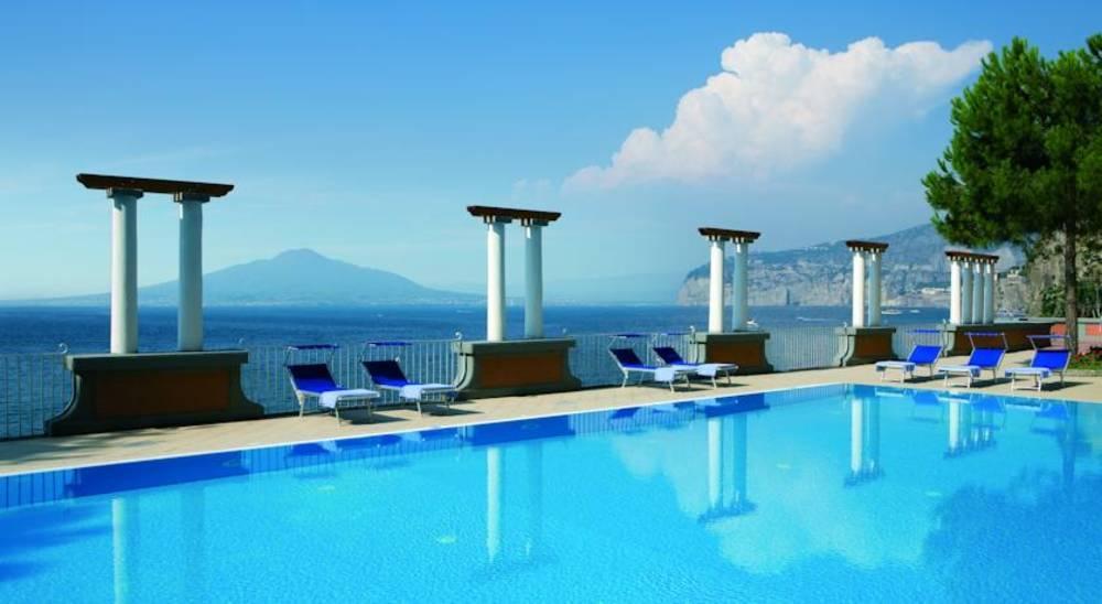 Holidays at Europa Palace Hotel in Sorrento, Neapolitan Riviera