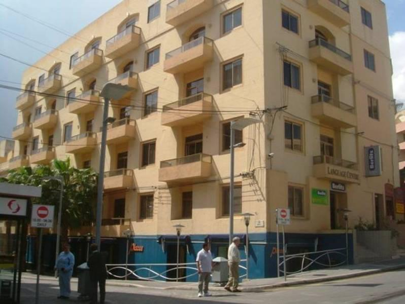 Holidays at Dragonara Court Apartments in St Julians, Malta