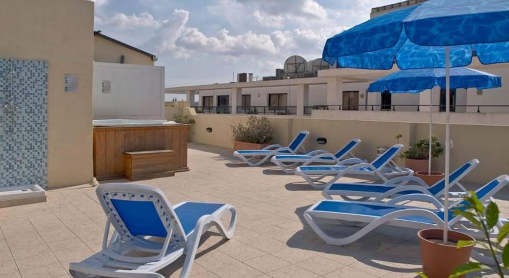 Holidays at Milano Due Hotel in Sliema, Malta