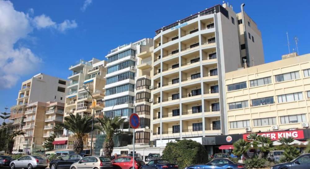 Holidays at Sliema Marina Hotel in Sliema, Malta