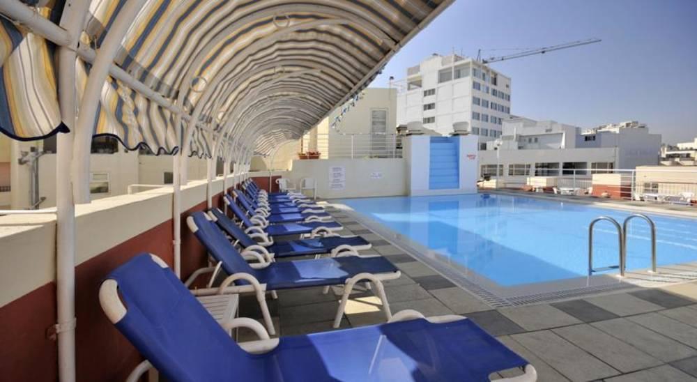 Holidays at Park Hotel in Sliema, Malta
