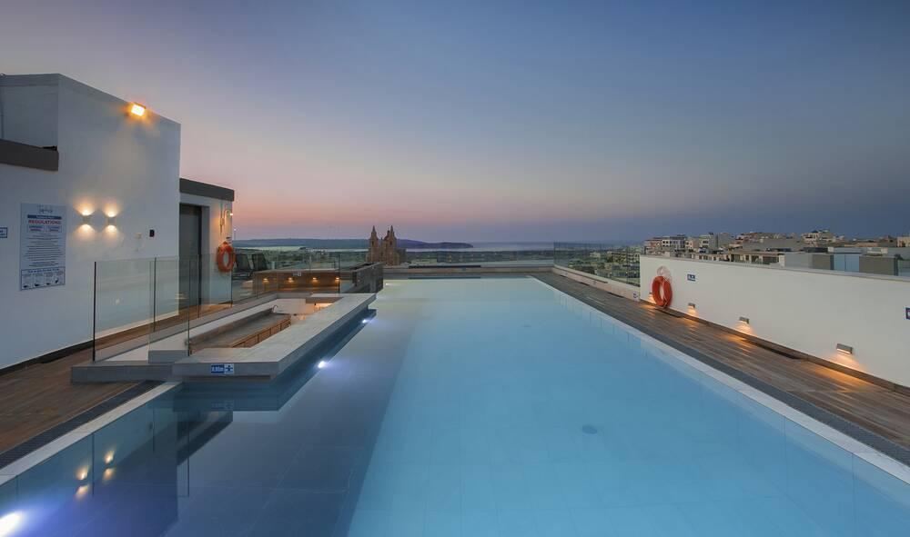 Holidays at Solana Hotel & Spa in Mellieha, Malta