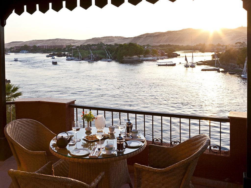 Sofitel Legend Old Cataract Aswan Hotel Aswan Egypt