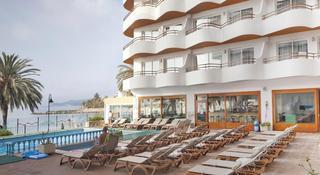 Holidays at Mar Y Playa Apartments in Figueretas, Ibiza