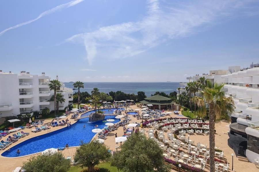 Holidays at Tropic Garden Aparthotel in Santa Eulalia, Ibiza