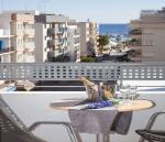Holidays at Parot Apartments in Santa Eulalia, Ibiza