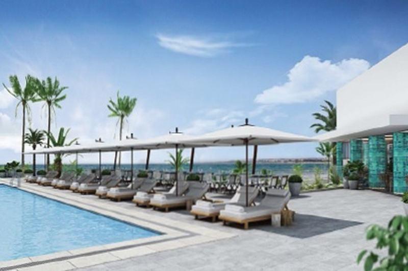 holidays at nobu hotel ibiza bay in talamanca ibiza