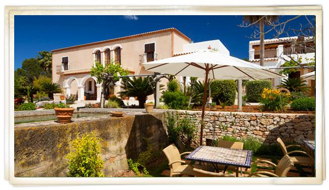 Holidays at Can Planells Rural Hotel in Puerto San Miguel, Ibiza