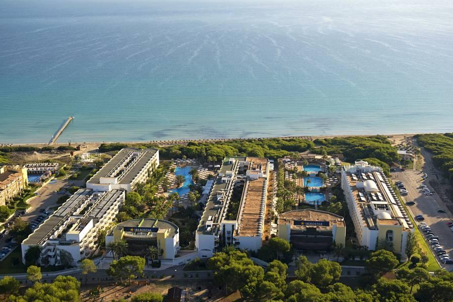 Iberostar Albufera Playa Hotel, Playa de Muro, Majorca ...