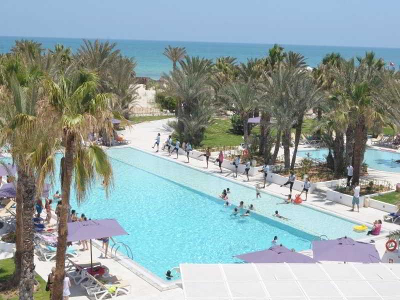 Holidays at Club Djerba Palm Beach Hotel in Djerba, Tunisia
