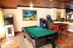 Pool Table and Games Area in Calema Aparthotel