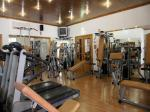 Fitness Facilities at Calema Aparthotel