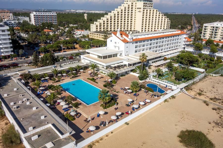 Holidays at Vasco da Gama Hotel in Monte Gordo, Algarve