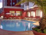 Swimming Pool at Quarteira Sol Hotel