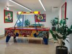Games Room at Quarteira Sol Hotel