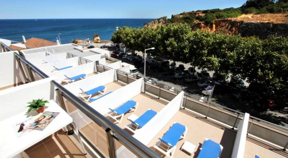 Holidays at Carvi Beach Hotel in Lagos, Algarve