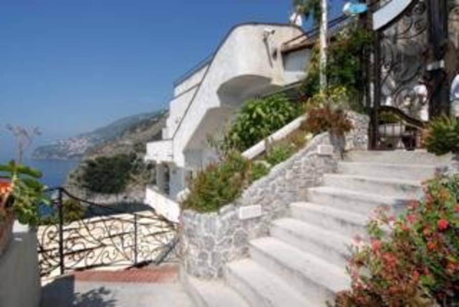 Holidays at La Conca Azzurra Hotel in Amalfi, Neapolitan Riviera