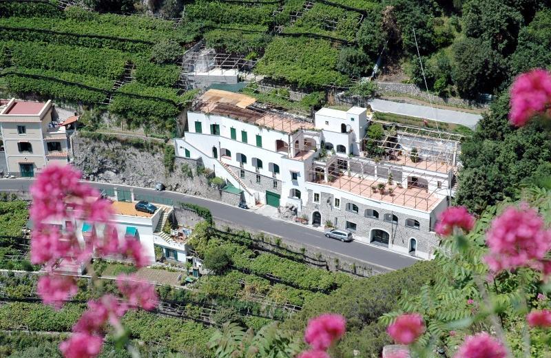 Holidays at La Pergola Hotel in Amalfi, Neapolitan Riviera