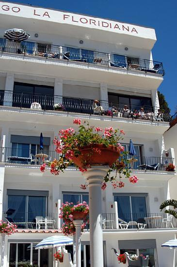 Holidays at La Floridiana in Capri, Neapolitan Riviera