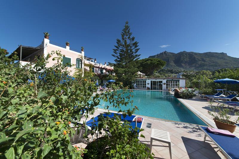 Holidays at Villa Melodie Hotel in Ischia, Neapolitan Riviera