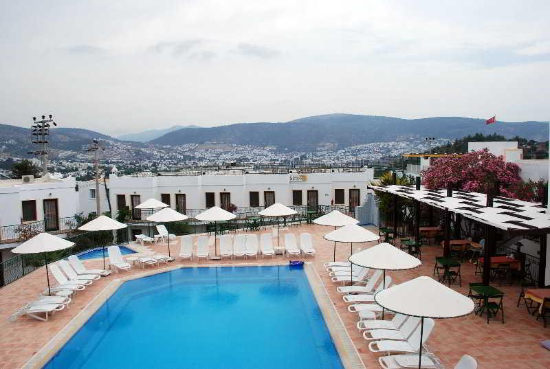 Holidays at Sunshine Hotel and Apartments in Bodrum, Bodrum Region