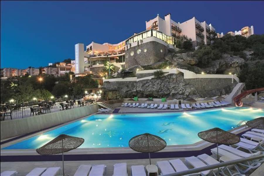 Holidays at Golden Age Crystal Hotel Bodrum in Gumusluk, Bodrum Region