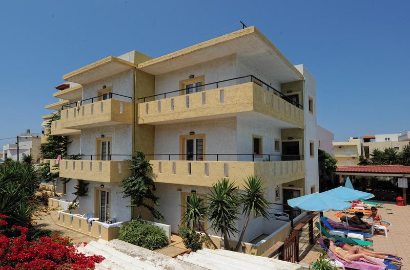Holidays at Stelios Apartments in Malia, Crete