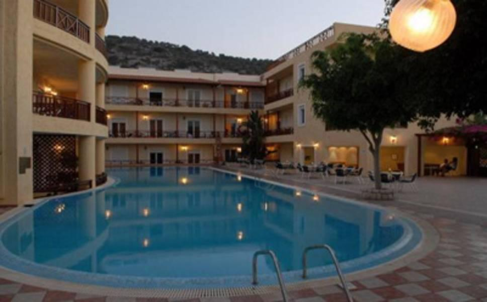 Holidays at Cactus Beach Hotel in Stalis, Crete