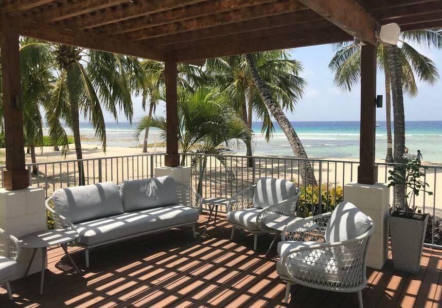Coconut Court Beach Hotel Restaurant Menu