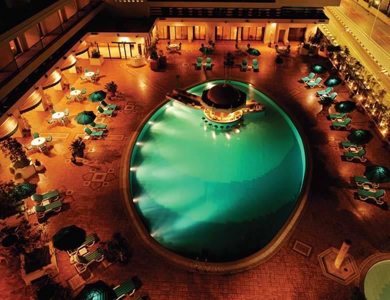 Sheraton cairo casino 2 year party games