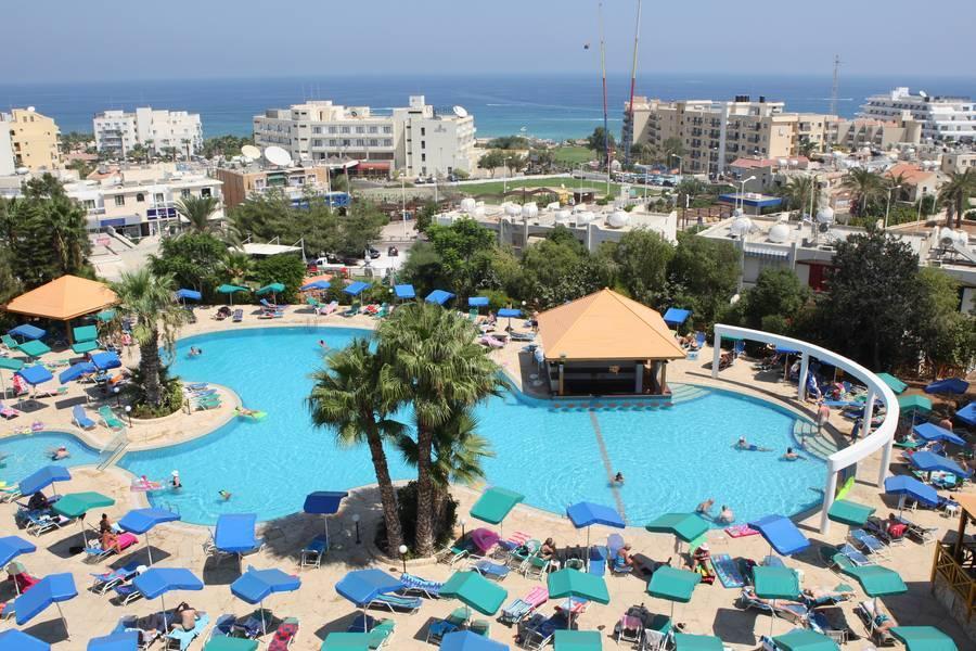 Holidays at Antigoni Hotel in Protaras, Cyprus