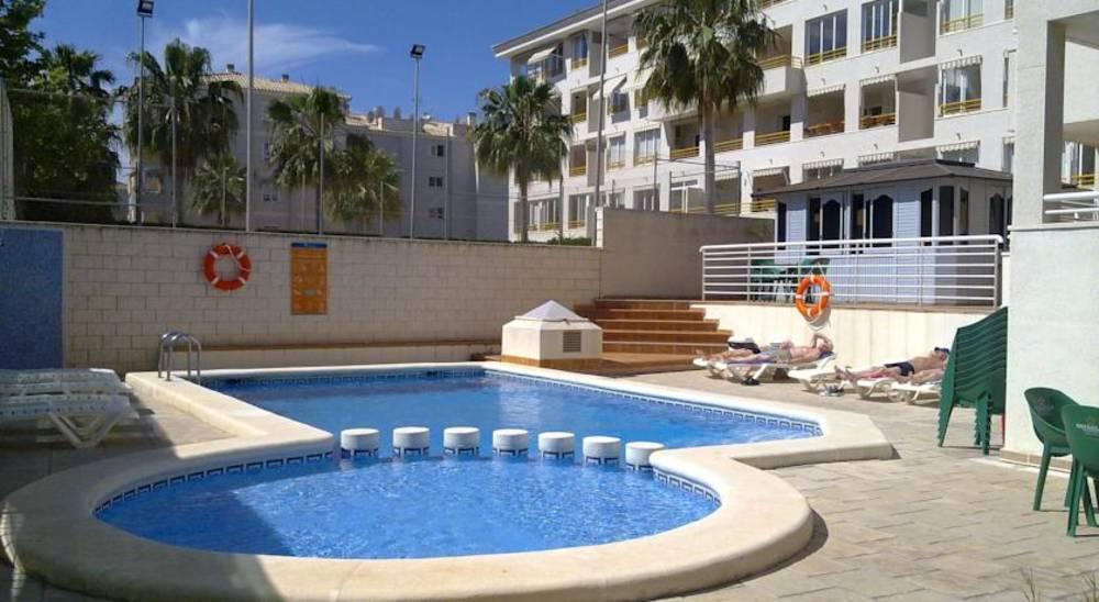 Holidays at Las Terraza de Albir Apartments in Albir, Costa Blanca
