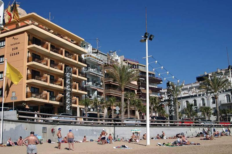 Holidays at Don Cesar Apartments in Benidorm, Costa Blanca