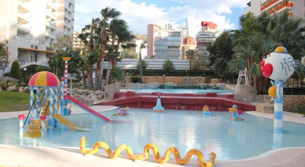 Holidays at Gemelos XXII Apartments in Benidorm, Costa Blanca