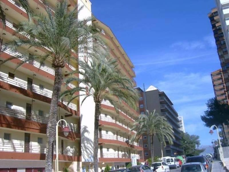 Holidays at Bermudas Aparthotel in Benidorm, Costa Blanca