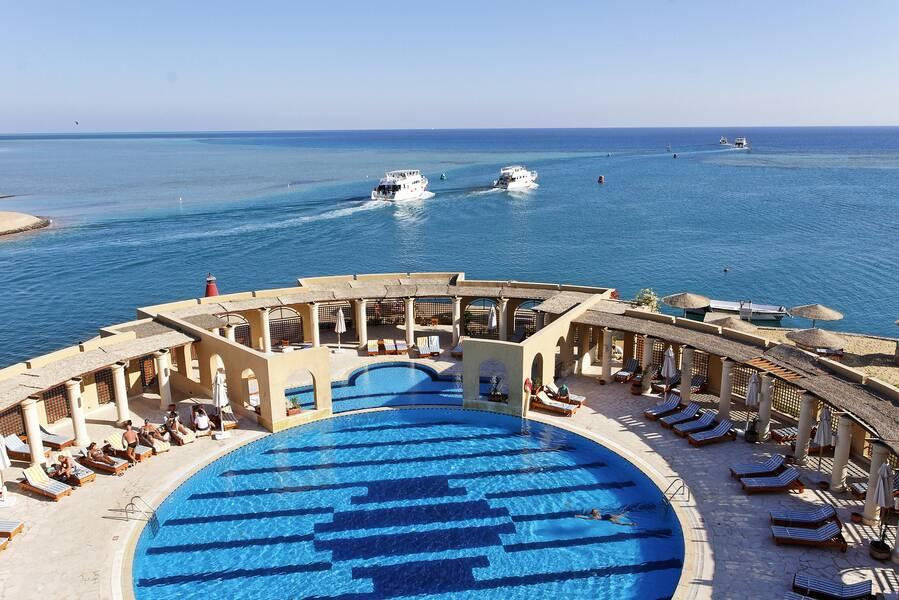 Holidays at The Three Corners Ocean View - Adults Only in El Gouna, Egypt