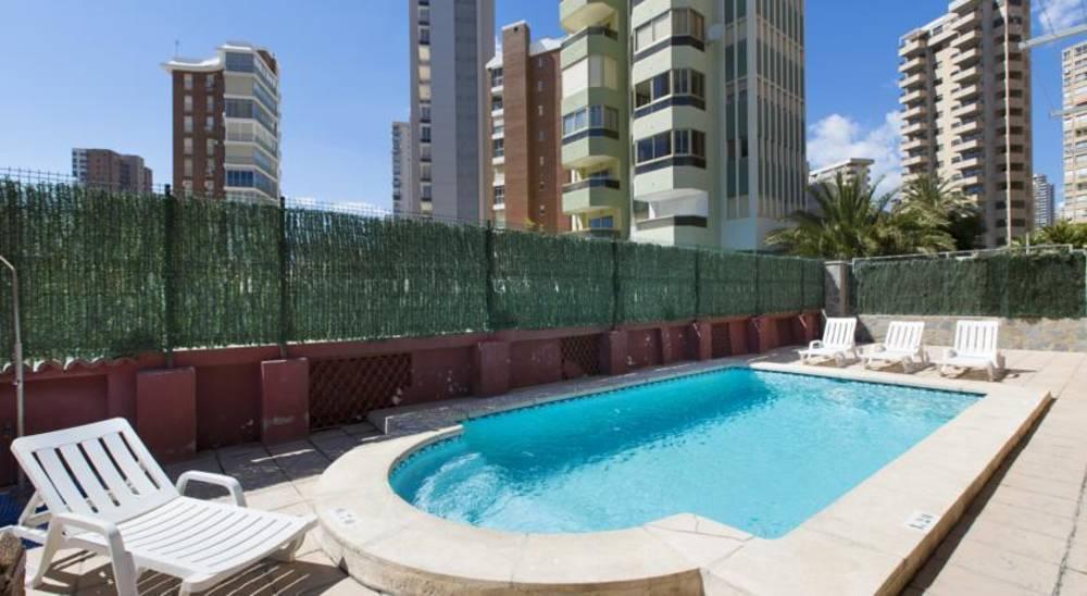 Holidays at Carlos V Apartments in Benidorm, Costa Blanca