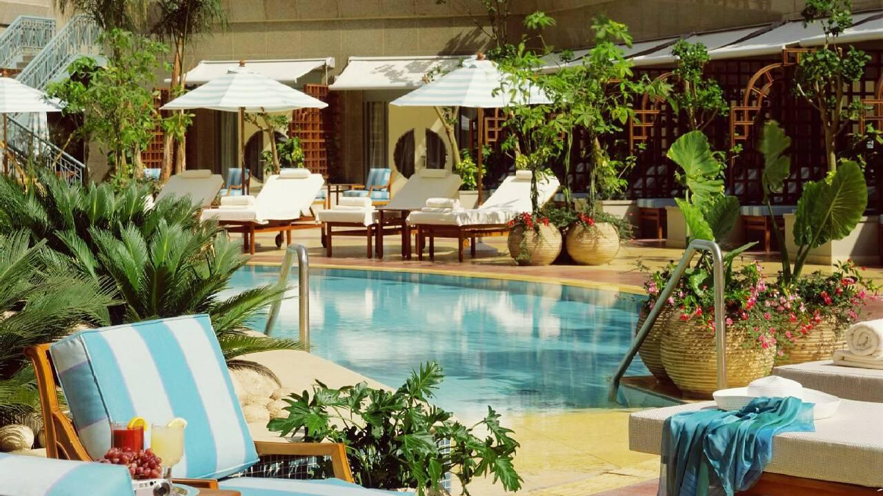 Four Seasons Nile Plaza Hotel