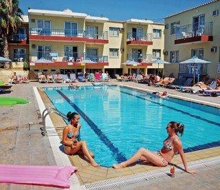 Holidays at Maria Apartments in Ayia Napa, Cyprus