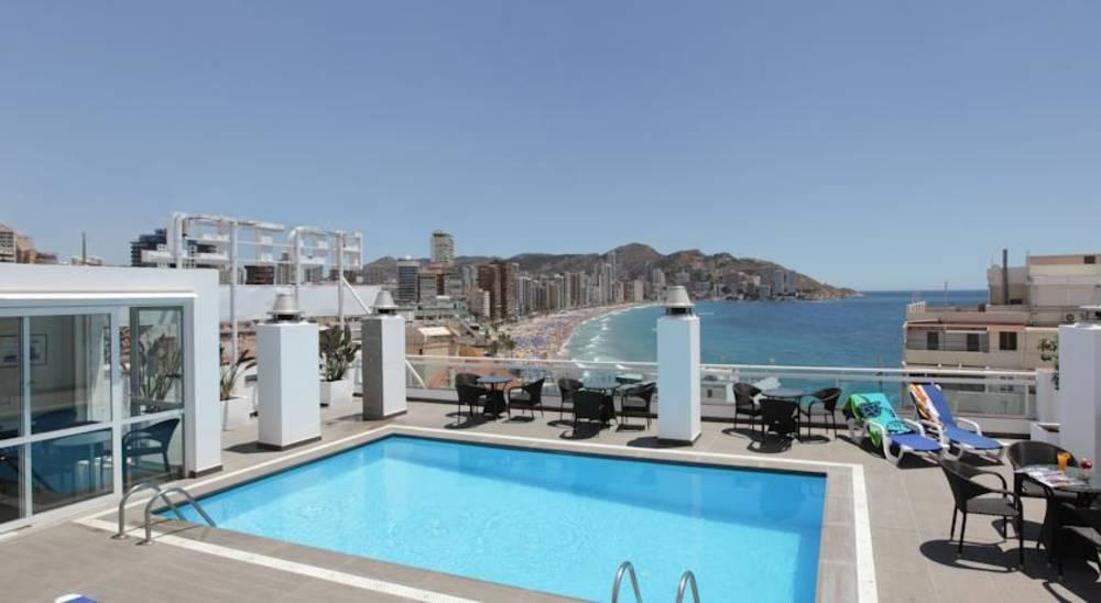 Holidays at Centro Mar Hotel in Benidorm, Costa Blanca