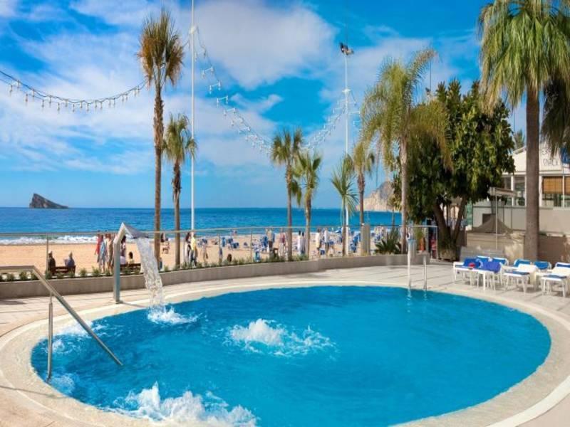 Holidays at Cimbel Hotel in Benidorm, Costa Blanca