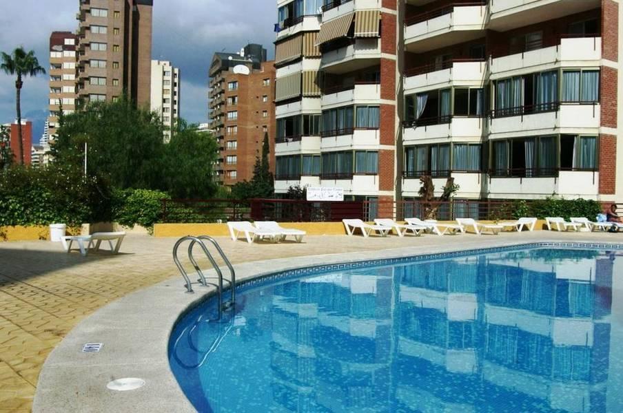 Holidays at Europa Centre Apartments in Benidorm, Costa Blanca