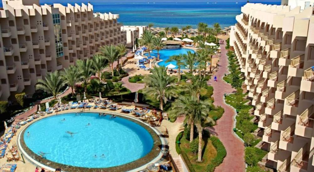 Holidays at Sea Star Beau Rivage Hotel in Hurghada, Egypt