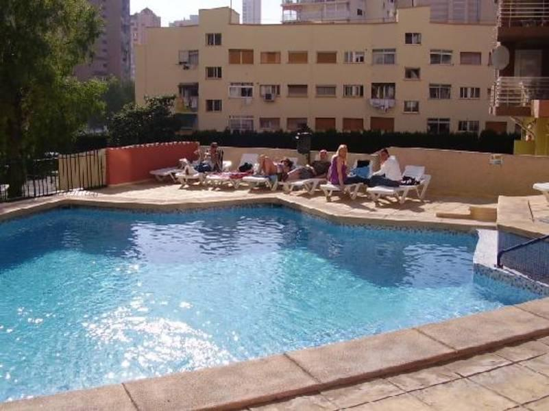Holidays at Mayra Apartments in Benidorm, Costa Blanca