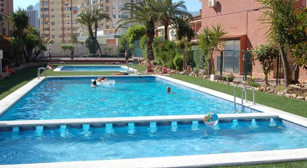 Holidays at Rinconada Real Apartments in Benidorm, Costa Blanca