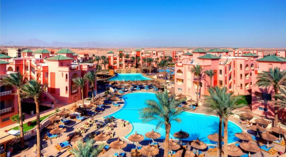 Holidays at Aqua Vista Resort Hotel in Safaga Road, Hurghada