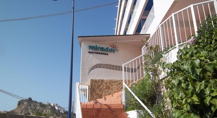 Holidays at Mirador Studios in Cala Finestrat, Benidorm