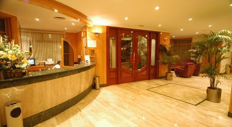 Испания бенидорм гостиницы йошкарола