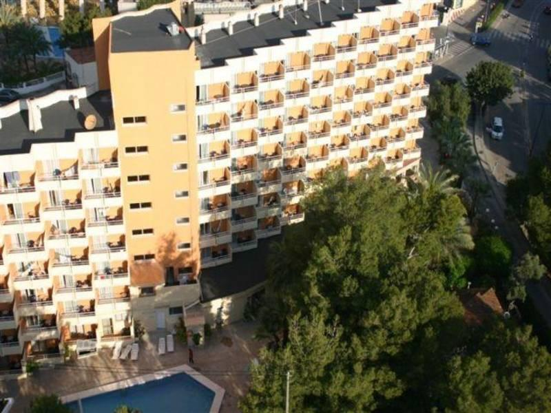 Holidays at Torre Gerona Apartments in Benidorm, Costa Blanca